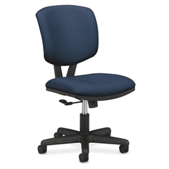 Volt Task Chair | Center-Tilt | Navy Fabric