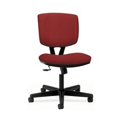 Volt Task Chair | Synchro-Tilt | Crimson Fabric
