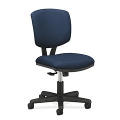 Volt Task Chair | Synchro-Tilt | Navy Fabric