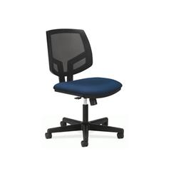 Volt Mesh Back Task Chair | Synchro-Tilt | Navy Fabric