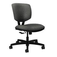 HON Volt Task Chair | Center-Tilt | Gray Fabric