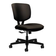 HON Volt Task Chair | Center-Tilt | Espresso Fabric