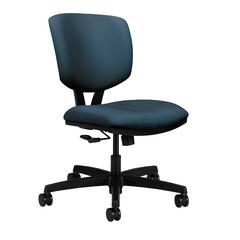 HON Volt Task Chair | Center-Tilt | Cerulean Fabric