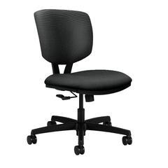 HON Volt Task Chair   Center-Tilt   Onyx Fabric