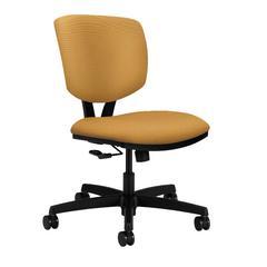 HON Volt Task Chair | Center-Tilt | Mustard Fabric