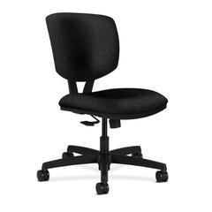 HON Volt Task Chair | Synchro-Tilt | Black Fabric