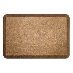 Smart Step Designer Anti-fatigue Mat Designer Granite 3x2 Copper
