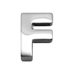 """Mirage Pet Products 3/8"""" (10mm) Chrome Plated Charms F 3/8"""" (10mm)"""