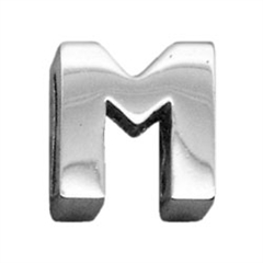 """Mirage Pet Products 3/8"""" (10mm) Chrome Plated Charms M 3/8"""" (10mm)"""