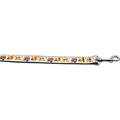 Mirage Pet Products Give Thanks 1 inch wide 4ft long Leash
