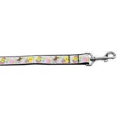 Mirage Pet Products Happy Easter Nylon Dog Leash 4 Foot