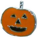 "Mirage Pet Products 3/8"" (10mm) Halloween Slider Charms Pumpkin 3/8"" (10mm)"