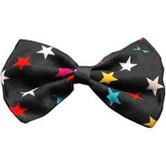 Mirage Pet Products Dog Bow Tie Confetti Stars