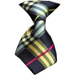 Mirage Pet Products Dog Neck Tie Plaid Mix