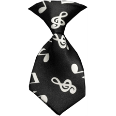 Mirage Pet Products Dog Neck Tie Classical Music