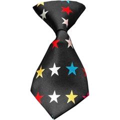Mirage Pet Products Dog Neck Tie Confetti Stars