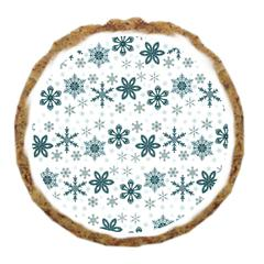 Mirage Pet Products Snowflake Dog Treats - 6 Pack