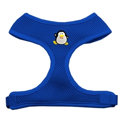 Mirage Pet Products Penguin Chipper Blue Harness Large