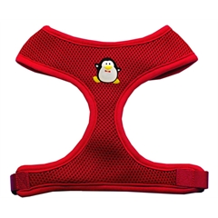 Mirage Pet Products Penguin Chipper Red Harness Medium