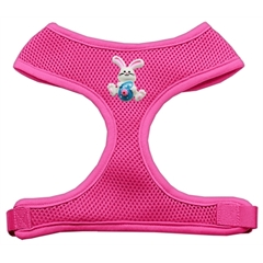 Mirage Pet Products Easter Bunny Chipper Pink Harness Large