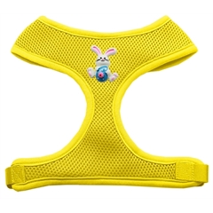 Mirage Pet Products Easter Bunny Chipper Yellow Harness Large