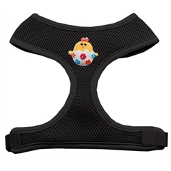 Mirage Pet Products Easter Chick Chipper Black Harness Medium