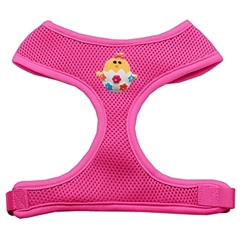 Mirage Pet Products Easter Chick Chipper Pink Harness Medium