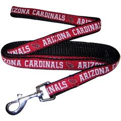 Mirage Pet Products Arizona Cardinals Leash Medium