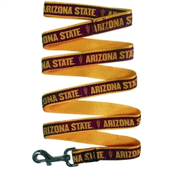Mirage Pet Products Arizona State University Sun Devils Leash Large