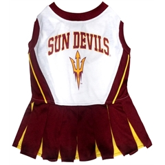 Mirage Pet Products Arizona State University Sun Devils Cheer Leading SM