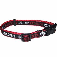 Mirage Pet Products Atlanta Falcons Collar Large