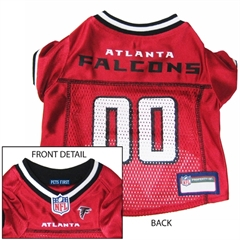 Mirage Pet Products Atlanta Falcons Jersey Small