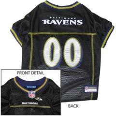 Mirage Pet Products Baltimore Ravens XL Jersey