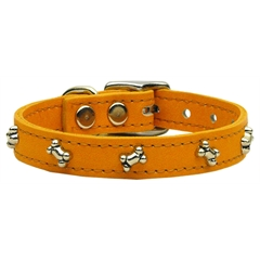 Mirage Pet Products Bone Leather Mandarin 22