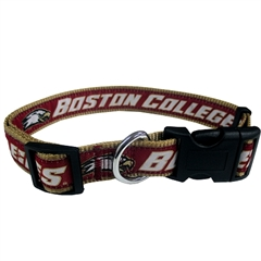 Mirage Pet Products Boston College Eagles Collar Small