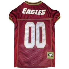 Mirage Pet Products Boston College Eagles Jersey XS