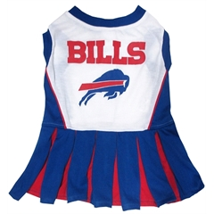 Mirage Pet Products Buffalo Bills Cheer Leading MD
