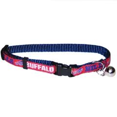 Mirage Pet Products Buffalo Bills Cat Collar