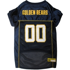 Mirage Pet Products California State Golden Bears Jersey Medium