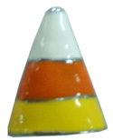 """Mirage Pet Products 3/8"""" (10mm) Halloween Slider Charms Candy Corn 3/8"""" (10mm)"""