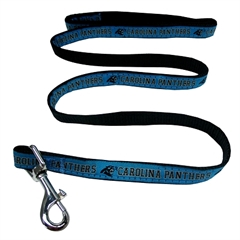 Mirage Pet Products Carolina Panthers Leash Large