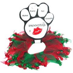Mirage Pet Products Christmas Bell Smoocher XL Bells