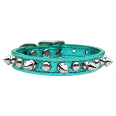 Mirage Pet Products Metallic Chaser Turquoise MTL 14