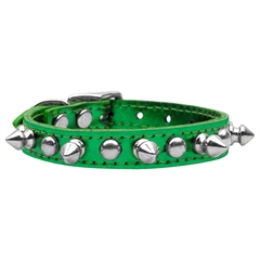 Mirage Pet Products Metallic Chaser Emerald Green MTL 16