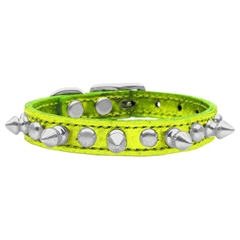 Mirage Pet Products Metallic Chaser Lime Green MTL 12