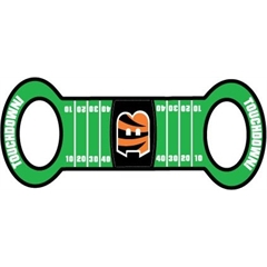Mirage Pet Products Cincinnati Bengals Field Tug Toy