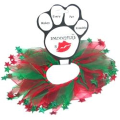 Mirage Pet Products Christmas Stars Smoocher Large .