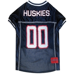 Mirage Pet Products UCONN Huskies Jersey XS