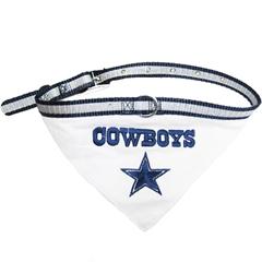 Mirage Pet Products Dallas Cowboys Bandana Medium