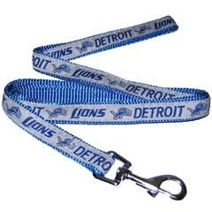 Mirage Pet Products Detroit Lions Leash Large